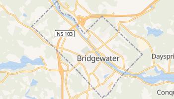 Bridgewater - szczegółowa mapa Google