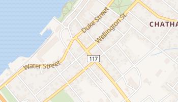 Chatham - szczegółowa mapa Google