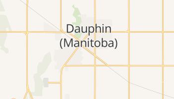 Dauphin - szczegółowa mapa Google