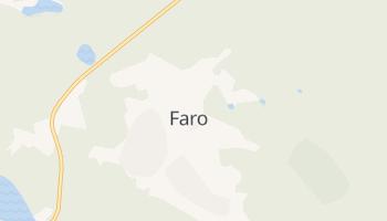 Faro - szczegółowa mapa Google