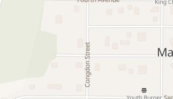 Mayo - szczegółowa mapa Google