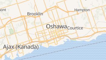 Oshawa - szczegółowa mapa Google