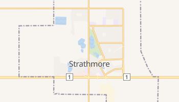 Strathmore - szczegółowa mapa Google