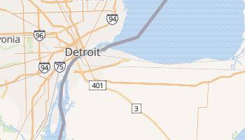 Windsor - szczegółowa mapa Google