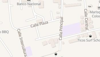 Samara - szczegółowa mapa Google