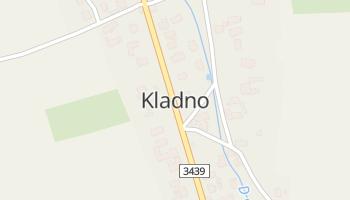Kladno - szczegółowa mapa Google