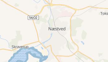 Næstved - szczegółowa mapa Google