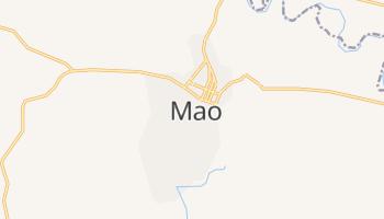 Valverde - szczegółowa mapa Google