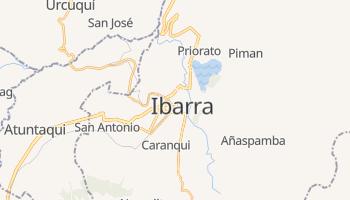 Ibarra - szczegółowa mapa Google