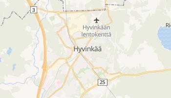 Hyvinkää - szczegółowa mapa Google