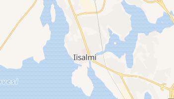 Iisalmi - szczegółowa mapa Google