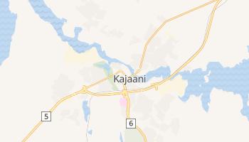 Kajaani - szczegółowa mapa Google