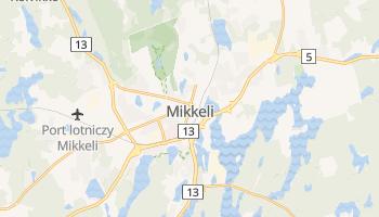 Mikkeli - szczegółowa mapa Google