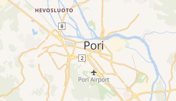 Pori - szczegółowa mapa Google