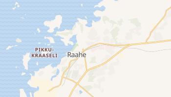 Raahe - szczegółowa mapa Google