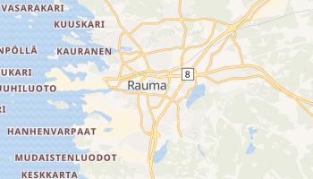 Rauma - szczegółowa mapa Google