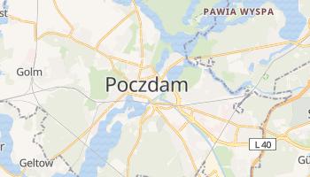 Poczdam - szczegółowa mapa Google