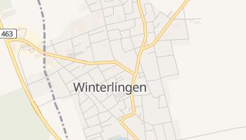 Winterlingen - szczegółowa mapa Google