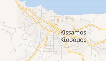 Kissamos - szczegółowa mapa Google