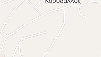 Koridallos - szczegółowa mapa Google