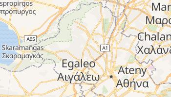 Peristeri - szczegółowa mapa Google