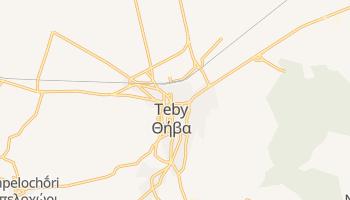 Teby - szczegółowa mapa Google