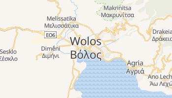Wolos - szczegółowa mapa Google