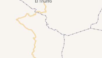 Cobán - szczegółowa mapa Google