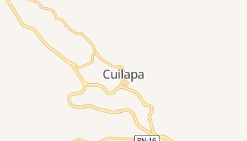 Cuilapa - szczegółowa mapa Google