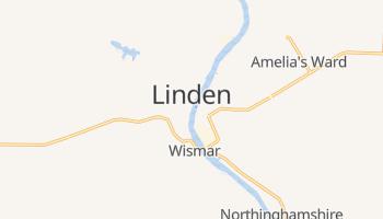 Linden - szczegółowa mapa Google