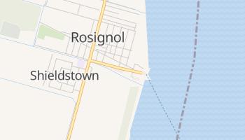 Rosignol - szczegółowa mapa Google