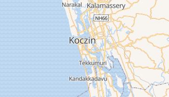 Koczin - szczegółowa mapa Google