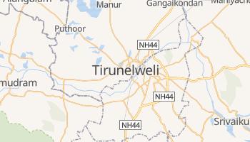 Tirunelweli - szczegółowa mapa Google