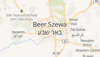 Beer Szewa - szczegółowa mapa Google