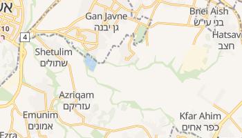 Hatsor-Aszdod - szczegółowa mapa Google