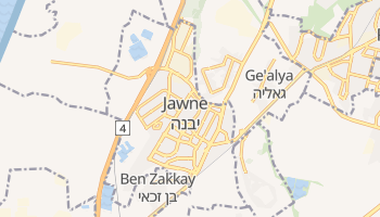 Jawne - szczegółowa mapa Google