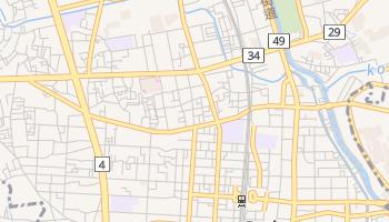 Sōka - szczegółowa mapa Google