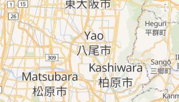 Yao - szczegółowa mapa Google