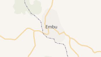 Embu - szczegółowa mapa Google