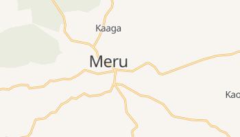 Meru - szczegółowa mapa Google