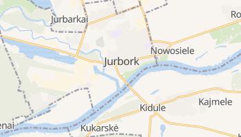 Jurbork - szczegółowa mapa Google