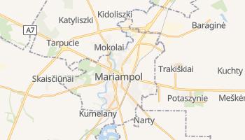 Mariampol - szczegółowa mapa Google