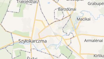 Szyłokarczma - szczegółowa mapa Google
