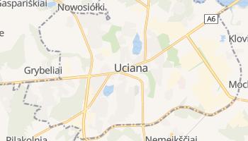Uciana - szczegółowa mapa Google