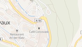 Clervaux - szczegółowa mapa Google