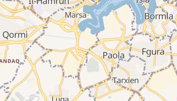 Paola - szczegółowa mapa Google