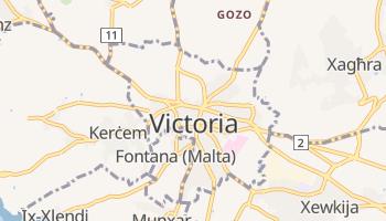 Victoria - szczegółowa mapa Google