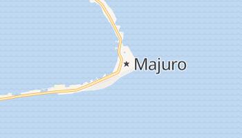 Majuro - szczegółowa mapa Google