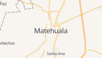 Matehuala - szczegółowa mapa Google