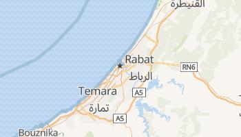 Rabat - szczegółowa mapa Google